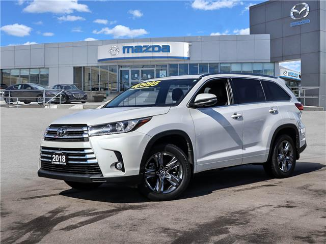 2018 Toyota Highlander  (Stk: U1062) in Hamilton - Image 1 of 30