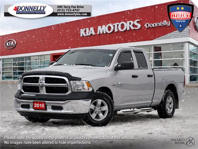2016 RAM 1500 ST (Stk: KV285A) in Kanata - Image 1 of 22