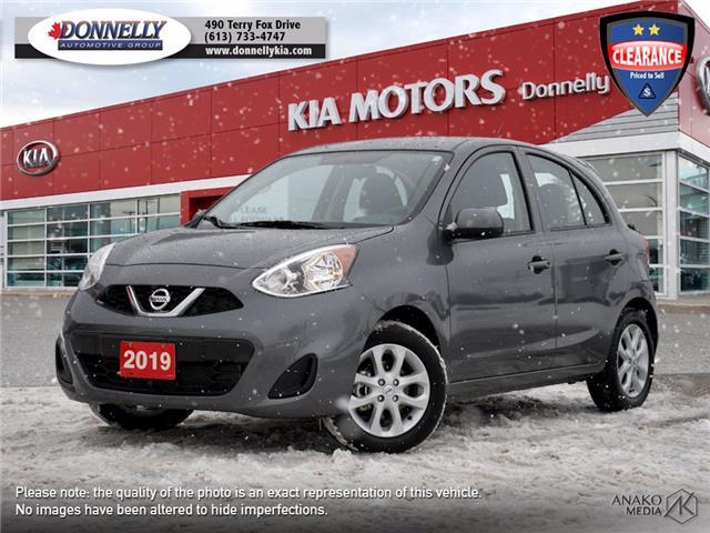 2019 Nissan Micra  (Stk: KV172B) in Kanata - Image 1 of 25