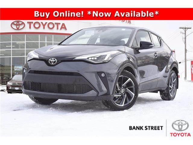 2021 Toyota C-HR Limited (Stk: 28881) in Ottawa - Image 1 of 24