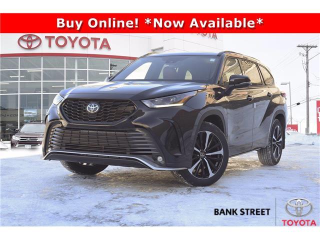 2021 Toyota Highlander XSE (Stk: 28922) in Ottawa - Image 1 of 23