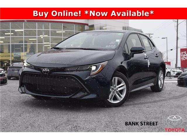 2021 Toyota Corolla Hatchback Base (Stk: 28865) in Ottawa - Image 1 of 24
