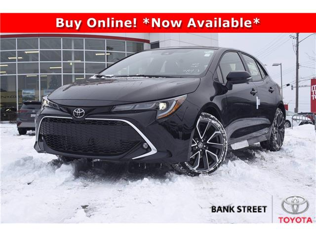 2021 Toyota Corolla Hatchback Base (Stk: 28861) in Ottawa - Image 1 of 24