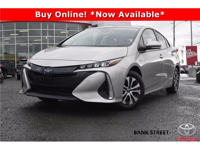 2021 Toyota Prius Prime Upgrade (Stk: 28671) in Ottawa - Image 1 of 22