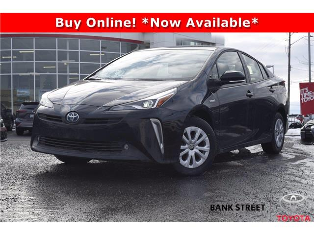 2020 Toyota Prius Base (Stk: 28427) in Ottawa - Image 1 of 23