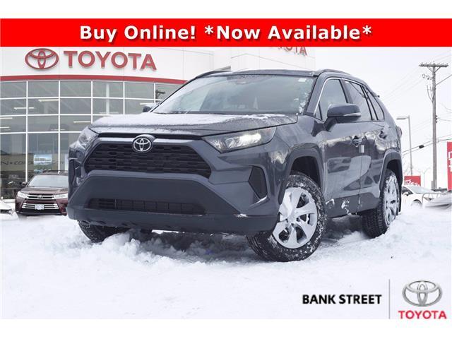 2021 Toyota RAV4 LE (Stk: 28955) in Ottawa - Image 1 of 22