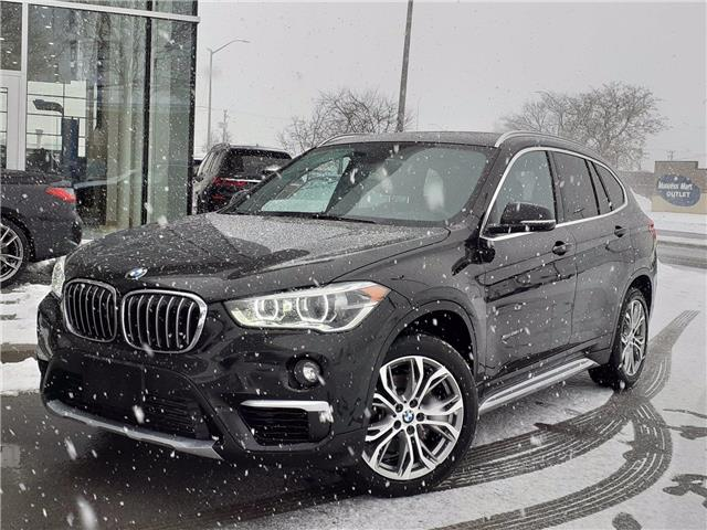 2017 BMW X1 xDrive28i (Stk: P9734) in Gloucester - Image 1 of 26