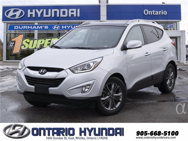 2014 Hyundai Tucson GLS (Stk: 65147K) in Whitby - Image 1 of 18