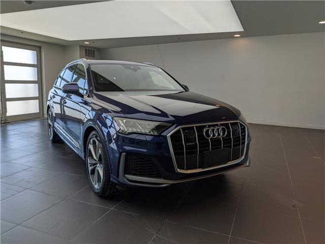 2021 Audi Q7 55 Technik (Stk: 52301) in Oakville - Image 1 of 17