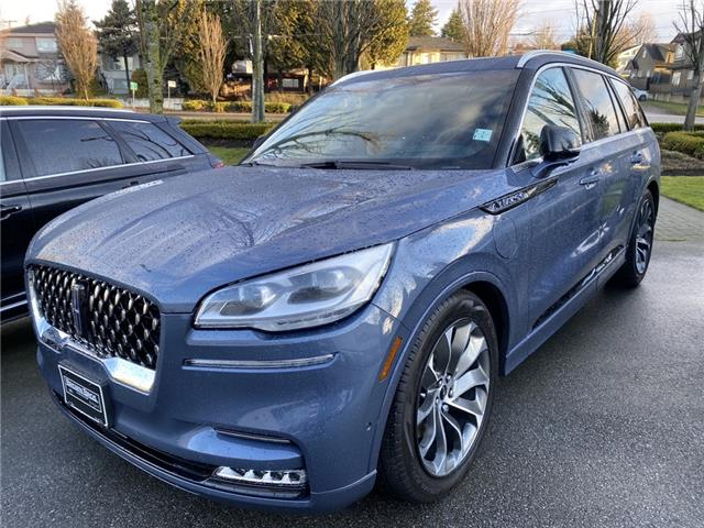 2021 Lincoln Aviator Grand Touring (Stk: 216642) in Vancouver - Image 1 of 9
