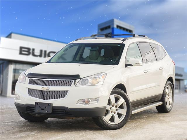 2011 Chevrolet Traverse LTZ (Stk: T21-1726AA) in Dawson Creek - Image 1 of 18