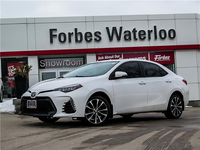 2017 Toyota Corolla  (Stk: 02287R) in Waterloo - Image 1 of 24