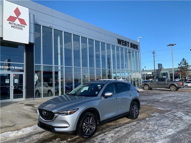 2018 Mazda CX-5 GT (Stk: T20205A) in Edmonton - Image 1 of 25