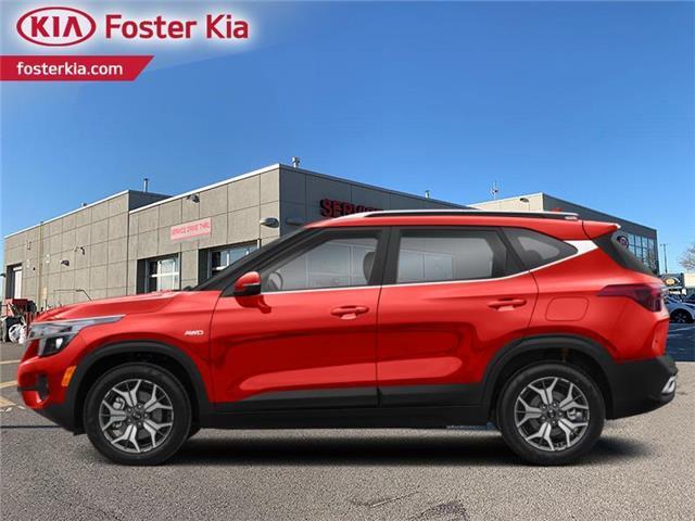 2021 Kia Seltos EX (Stk: 2111580) in Toronto - Image 1 of 1