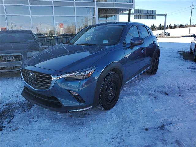 2019 Mazda CX-3 GT (Stk: N6046A) in Calgary - Image 1 of 20