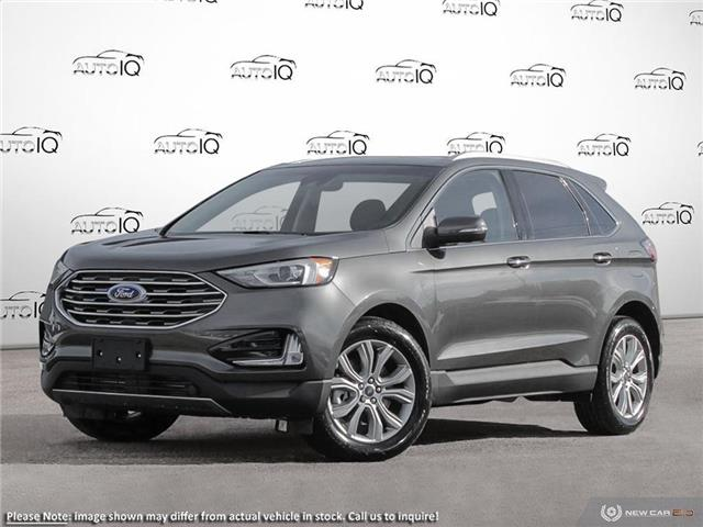 2019 Ford Edge Titanium (Stk: DB013) in Sault Ste. Marie - Image 1 of 23