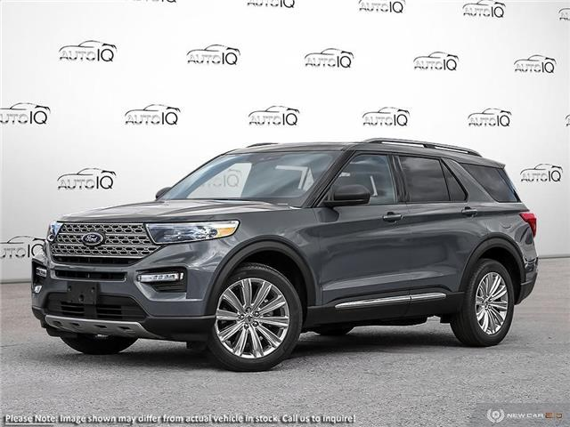 2021 Ford Explorer Limited (Stk: XD030) in Sault Ste. Marie - Image 1 of 23