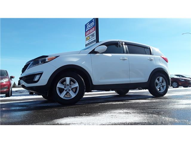 2015 Kia Sportage LX (Stk: p792) in Brandon - Image 1 of 26