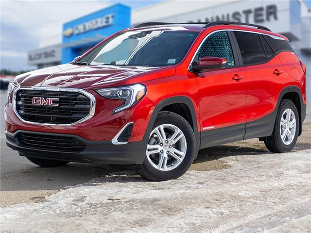 2021 GMC Terrain SLE (Stk: 21-065) in Edson - Image 1 of 17