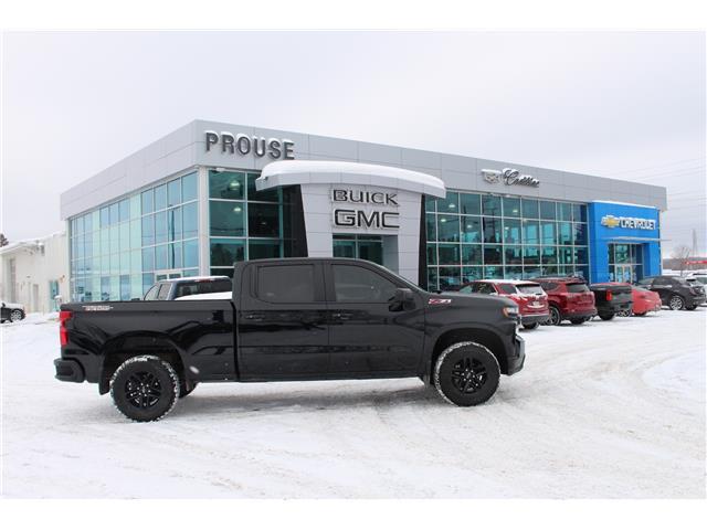 2019 Chevrolet Silverado 1500 LT Trail Boss (Stk: 7523-21A) in Sault Ste. Marie - Image 1 of 13