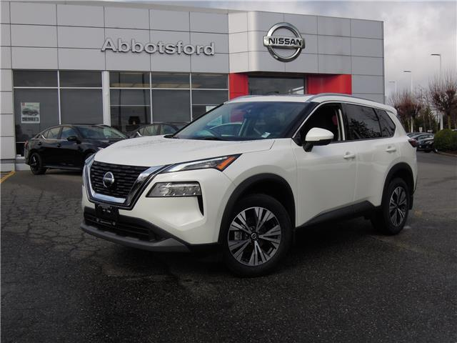 2021 Nissan Rogue SV (Stk: A21025) in Abbotsford - Image 1 of 28
