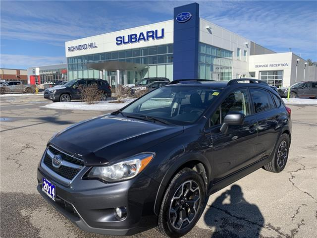 2014 Subaru XV Crosstrek  (Stk: TLP0503) in RICHMOND HILL - Image 1 of 19