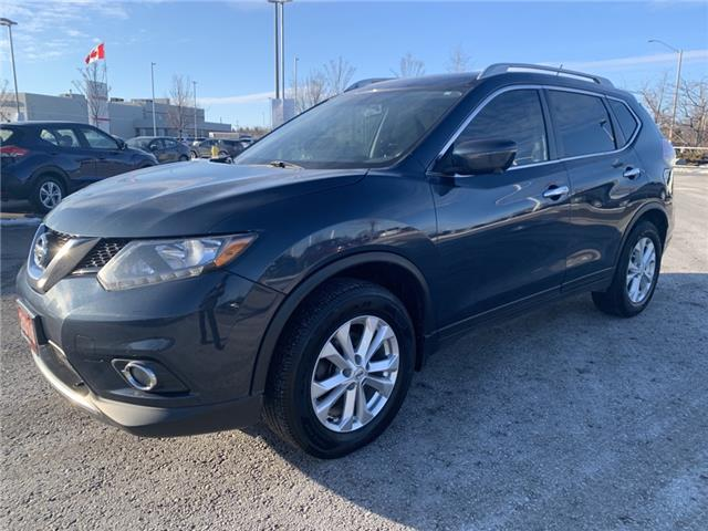 2016 Nissan Rogue SV (Stk: LC782058A) in Bowmanville - Image 1 of 14