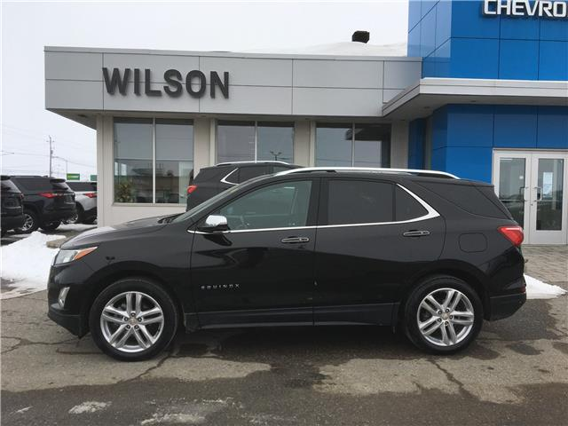 2019 Chevrolet Equinox Premier (Stk: 21033A) in Temiskaming Shores - Image 1 of 12