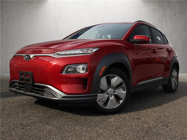 2021 Hyundai Kona EV Preferred (Stk: HB3-5232) in Chilliwack - Image 1 of 10