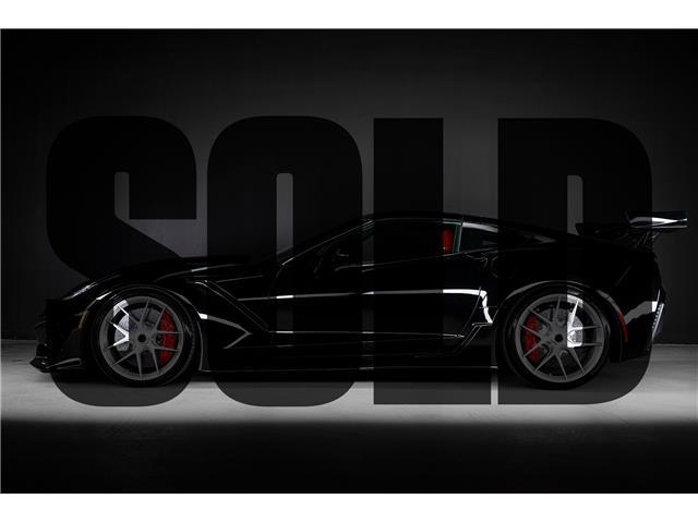 2019 Chevrolet Corvette ZR1 (Stk: MU2515) in Woodbridge - Image 1 of 20