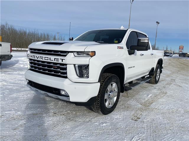 2021 Chevrolet Silverado 3500HD LTZ (Stk: T2167) in Athabasca - Image 1 of 24