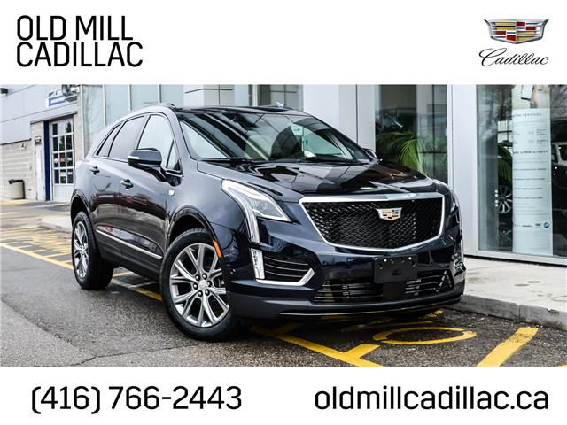2021 Cadillac XT5 Sport (Stk: MZ168427) in Toronto - Image 1 of 21