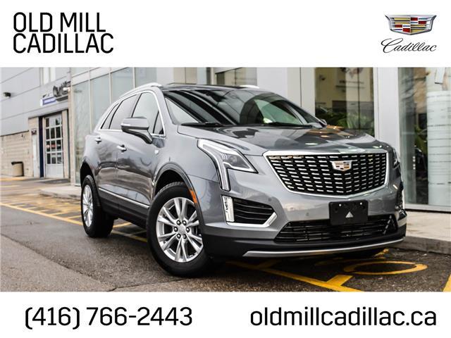 2021 Cadillac XT5 Luxury (Stk: MZ125388) in Toronto - Image 1 of 20