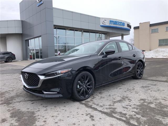 2021 Mazda Mazda3 GT w/Turbo (Stk: 21C027) in Kingston - Image 1 of 16