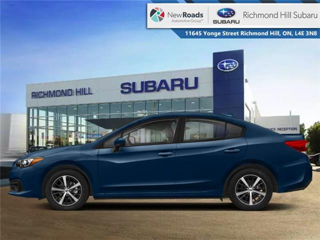 New 2021 Subaru Impreza Touring 4-door Auto  -  Heated Seats - $219 B/W - RICHMOND HILL - NewRoads Subaru of Richmond Hill