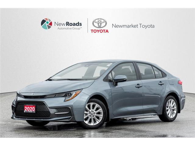 2020 Toyota Corolla SE (Stk: 6147) in Newmarket - Image 1 of 22