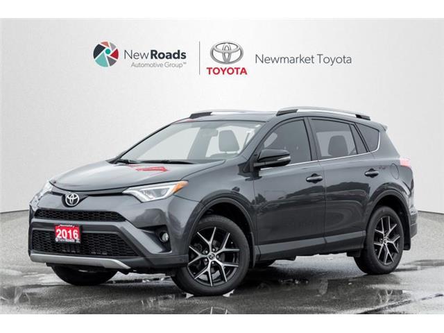 2016 Toyota RAV4 SE (Stk: 6218) in Newmarket - Image 1 of 24