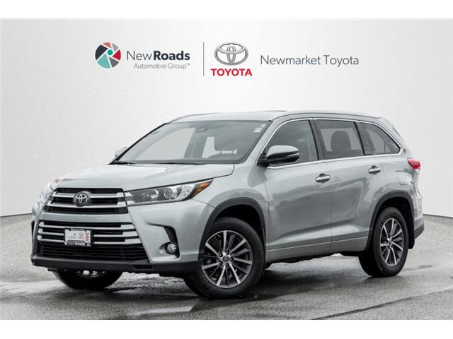 2017 Toyota Highlander XLE (Stk: 350381) in Newmarket - Image 1 of 25