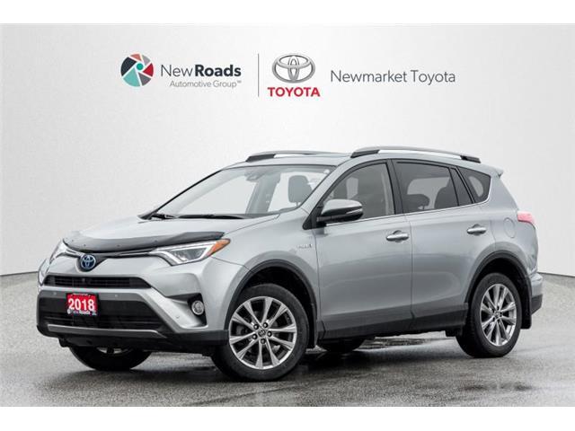 2018 Toyota RAV4 Hybrid  (Stk: 6271) in Newmarket - Image 1 of 25