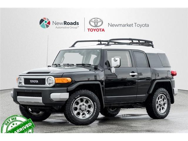 2013 Toyota FJ Cruiser Base (Stk: 358651) in Newmarket - Image 1 of 22