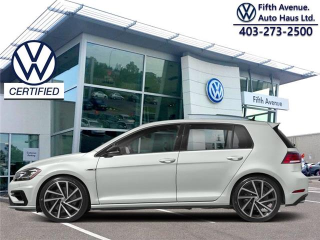 Used 2018 Volkswagen Golf R 2.0 TSI  - Certified - $254 B/W - Calgary - Fifth Avenue Auto Haus Ltd.