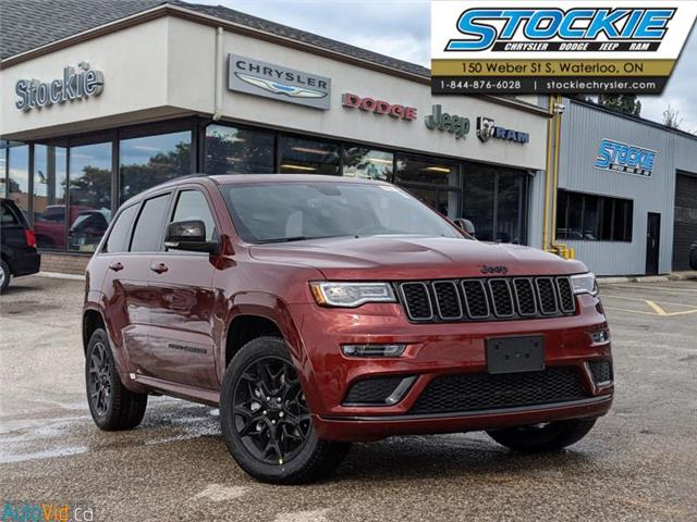 2021 Jeep Grand Cherokee Limited (Stk: 35939) in Waterloo - Image 1 of 15