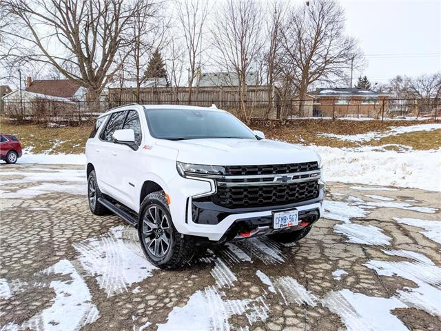 2021 Chevrolet Tahoe Z71 (Stk: 215653) in Waterloo - Image 1 of 1