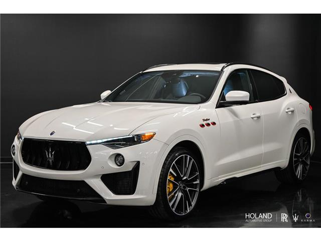 2021 Maserati Levante Trofeo (Stk: M2139) in Montréal - Image 1 of 30
