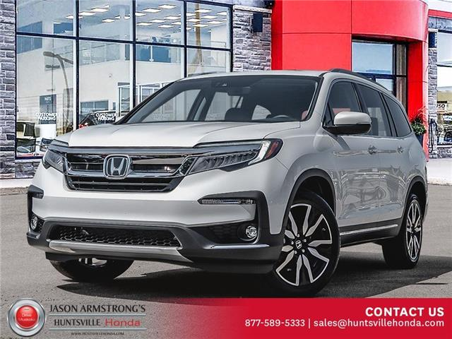 2021 Honda Pilot Touring 8P (Stk: 221155) in Huntsville - Image 1 of 23
