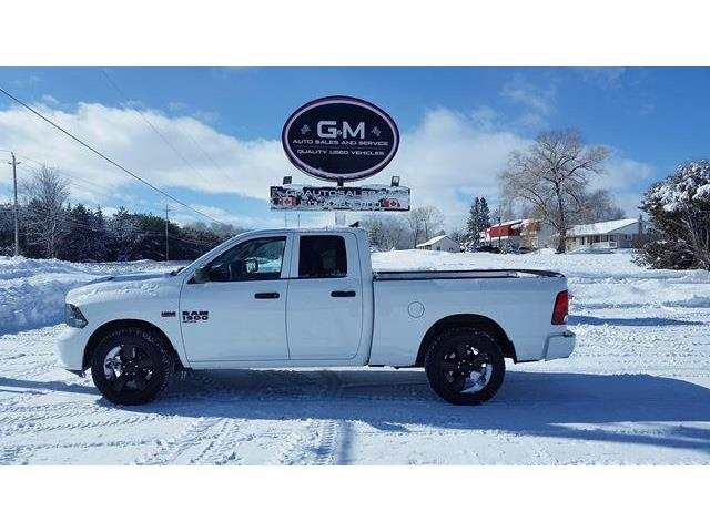 2019 RAM 1500 Classic ST (Stk: KS556691) in Rockland - Image 1 of 13
