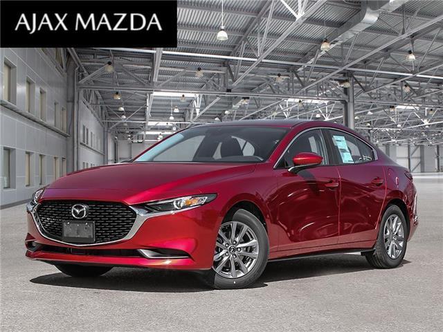 2021 Mazda Mazda3 GX (Stk: 21-1135) in Ajax - Image 1 of 23