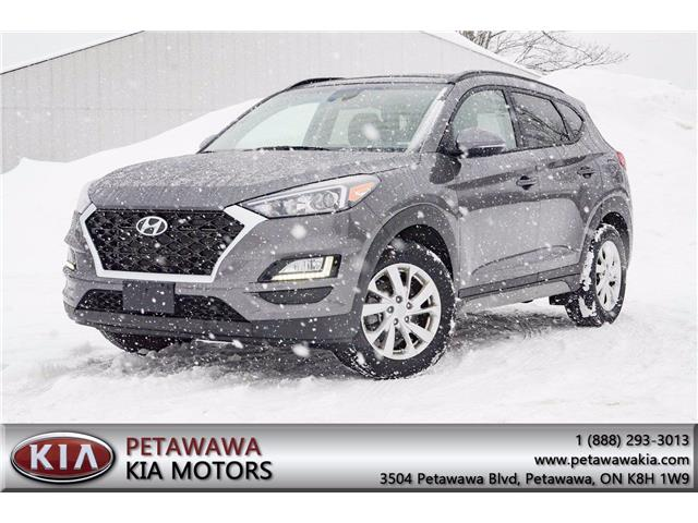 2020 Hyundai Tucson Preferred (Stk: P0063) in Petawawa - Image 1 of 30