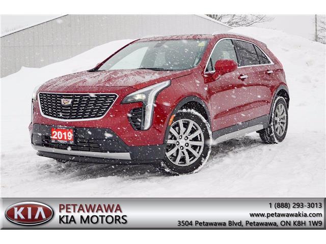 2019 Cadillac XT4 Premium Luxury (Stk: P0065) in Petawawa - Image 1 of 30
