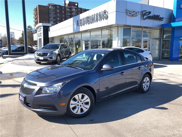 2014 Chevrolet Cruze 1LT (Stk: M097A) in Chatham - Image 1 of 18